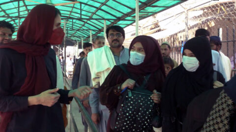 'No place for girls': Two sisters' treacherous escape across Afghanistan to freedom