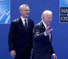 Russia suspends NATO mission in retaliation for expelled diplomats